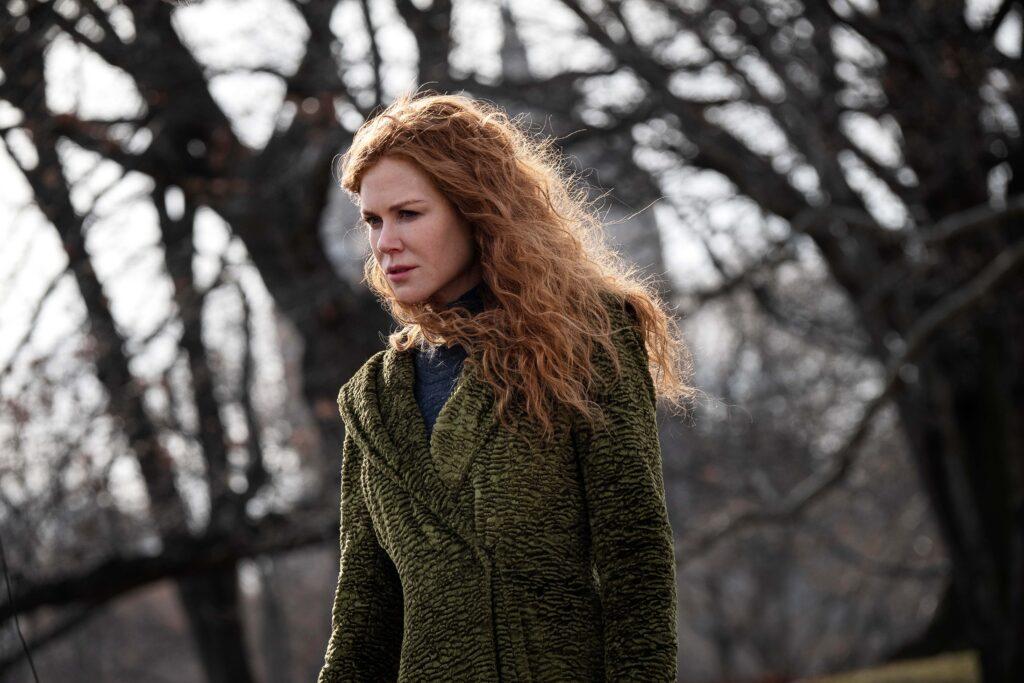 Nicole Kidman u seriji Slom